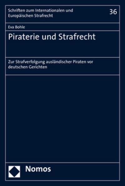 Piraterie und Strafrecht