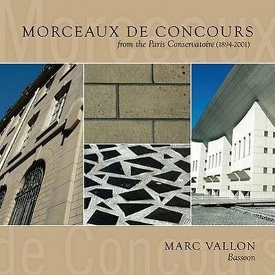 Morceaux de Concours: From the Paris Conservatoire (1894-2001)