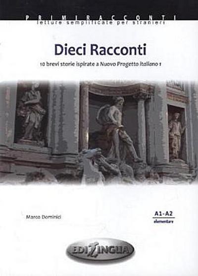 Nuovo Progetto italiano 1 - Dieci Racconti