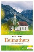 Heimatherz; Kriminalroman; Deutsch