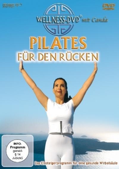 Pilates für den Rücken, 1 DVD