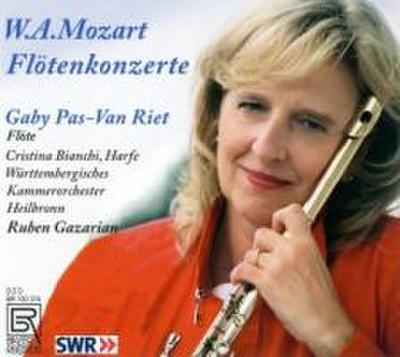 Flötenkonzerte 1 & 2/Konzert Für Flöte,Harfe+ Orch