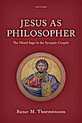 Jesus as Philosopher