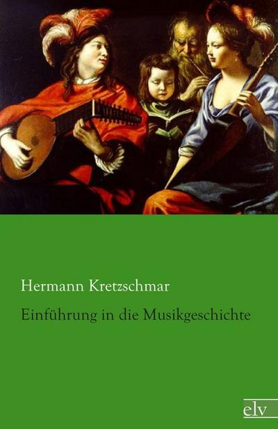 Einfuehrung in die Musikgeschichte