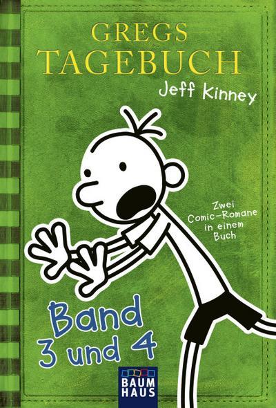 Gregs Tagebuch - Band 3 und 4