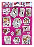 Bibi & Tina: 15 Puffy-Sticker