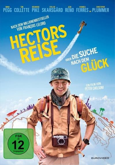 Hectors Reise, DVD