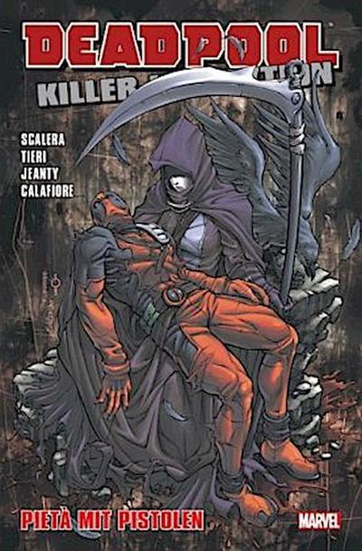Deadpool Killer-Kollektion - Pieta mit Pistolen