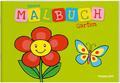 Kleines Malbuch Garten. Ab 3 Jahren; Malbücher und -blöcke; Ill. v. Turnhofer, Kersti; Deutsch; s/w illustriert