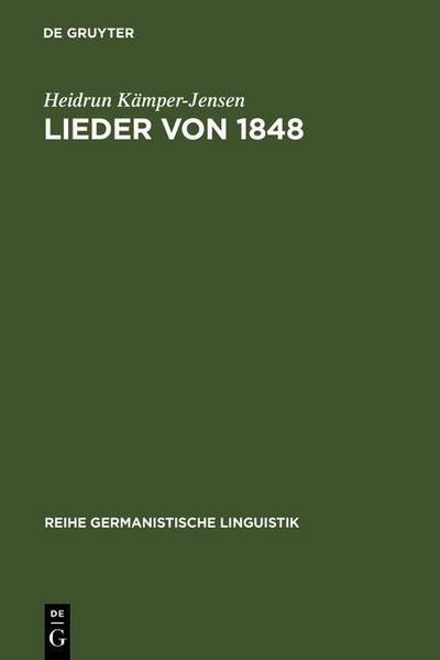 Lieder von 1848
