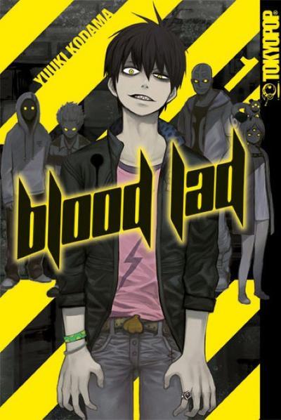 Blood Lad 01: Alles nur Knochen