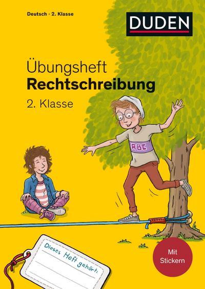 Übungsheft - Rechtschreibung 2.Klasse