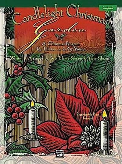 Candlelight Christmas Garden: Songbook