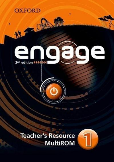 Engage Level 1. 2nd edition. Teacher's Resource MultiROM