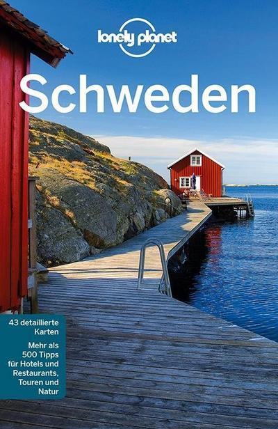 Lonely Planet Schweden (Lonely Planet Reiseführer Deutsch)