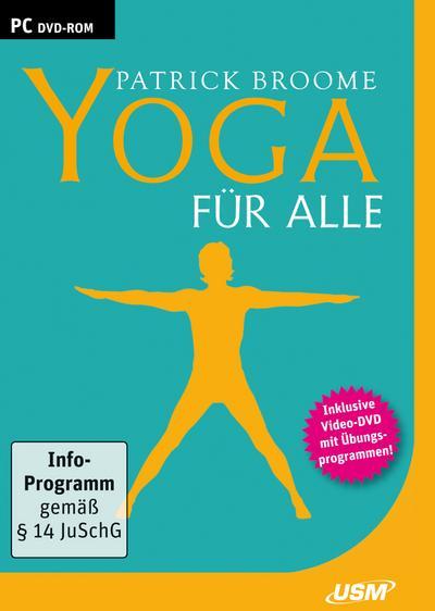Yoga für alle, DVD-ROM