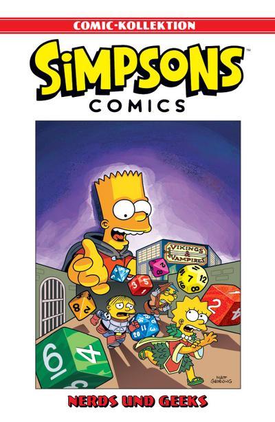 Simpsons Comic-Kollektion 13