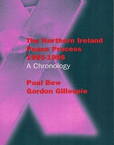 The Northern Ireland Peace Process 1993–1996