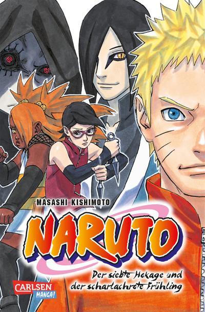 Naruto - Der siebte Hokage und der scharlachrote Frühling