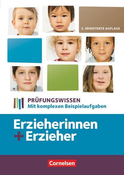 Erzieher: Prüfungswissen Erzieherin und Erzieher. Schülerbuch