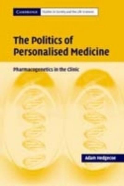 Politics of Personalised Medicine