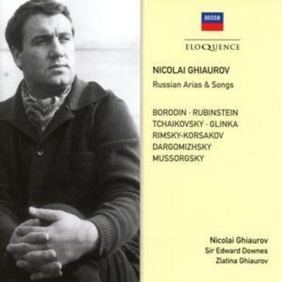 Russische Arien Und Lieder