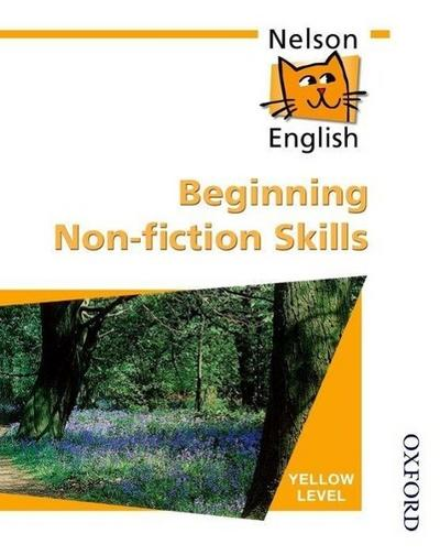 Nelson English: Yellow Beginning Non-Fiction Skills