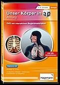 Didaktische DVD Unser Körper in 3D - Atmung.  ...