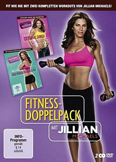 Jillian Michaels Fitness Doppelpack