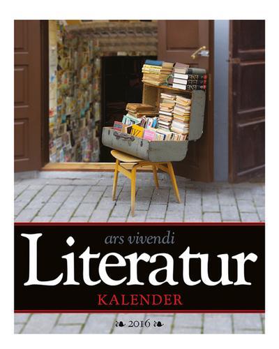 ars vivendi Literatur-Kalender 2016