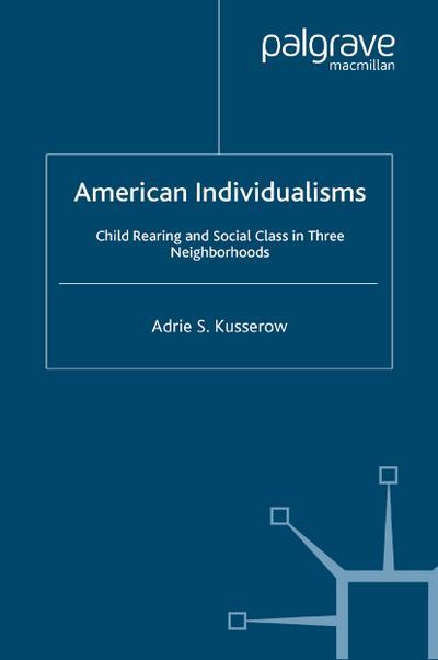 American Individualisms