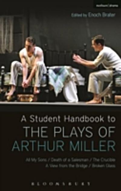 Student Handbook to the Plays of Arthur Miller