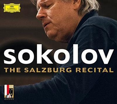 Sokolov-The Salzburg Recital