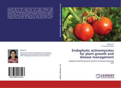Endophytic actinomycetes for plant growth and disease management