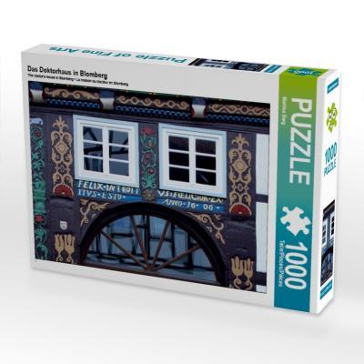 Das Doktorhaus in Blomberg (Puzzle)