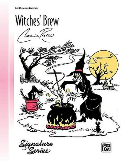 Witches' Brew: Sheet