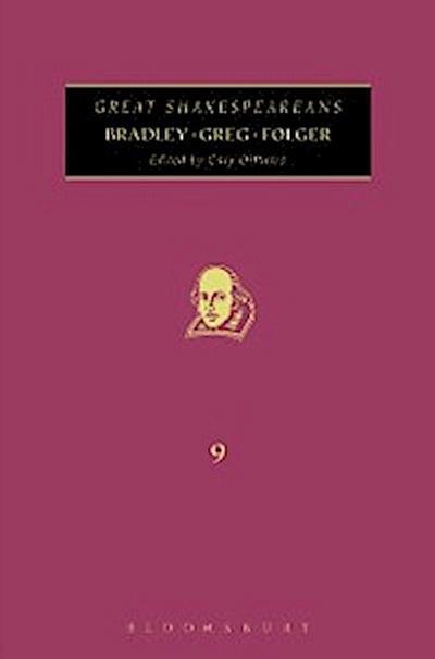 Bradley, Greg, Folger