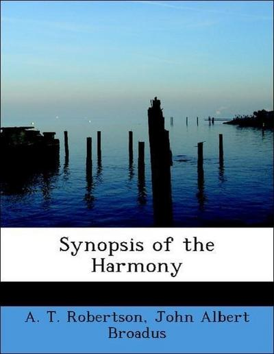 Synopsis of the Harmony