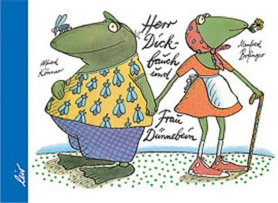 Herr Dickbauch und Frau Dünnebein