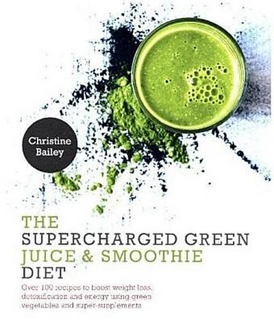 Supercharged Green Juices & Smoothies