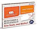 MERIAN Amsterdam: eine Stadt, zwei Bücher: Ge ...