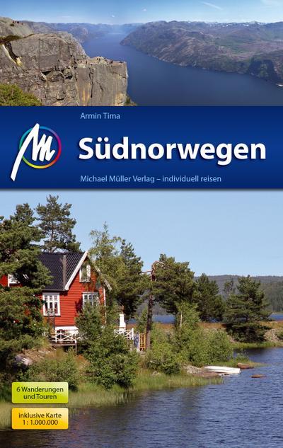 Südnorwegen; Reiseführer mit vielen praktischen Tipps.; Deutsch; 175 farb. Fotos