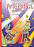Fridolin goes Pop, für 2 Gitarren, Spielpartitur, m. Audio-CD. Bd.1