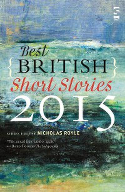 Best British Short Stories 2015