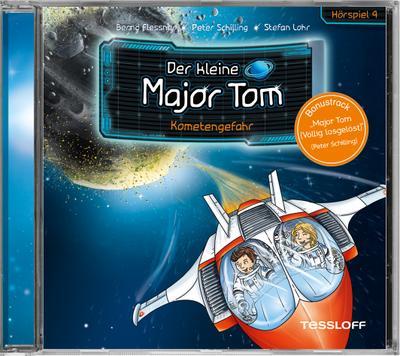 Der kleine Major Tom. Hörspiel 4: Kometengefahr