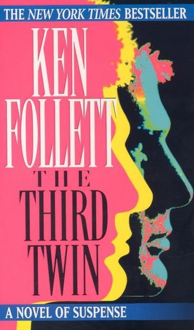 Third Twin: A Novel of Suspense