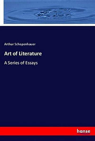 Art of Literature