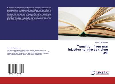 Transition from non injection to injection drug use