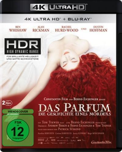 Das Parfum - Die Geschichte eines Mörders - 2 Disc Bluray
