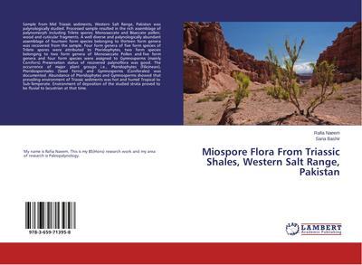 Miospore Flora From Triassic Shales, Western Salt Range, Pakistan